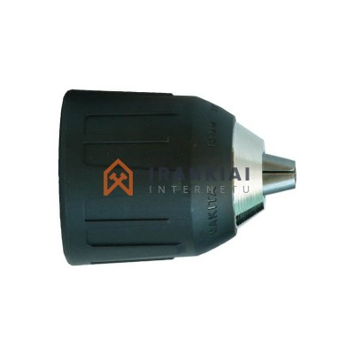 "Griebtuvas MAKITA 1/2""-20UNF 1-10mm 196309-7"