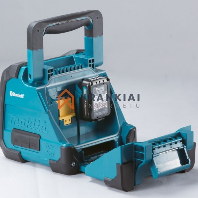 Makita   Bluetooth, USB grotuvas DMR200