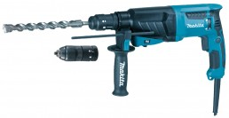 Makita   Perforatorius HR2630TJ