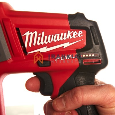 Milwaukee   Akumuliatorinis perforatorius M12 CH-0