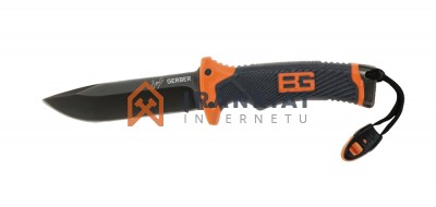 Peilis Gerber Bear Grylls Ultimate Fine Edge
