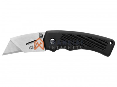 Peilis Gerber Edge Utility knife black rubber